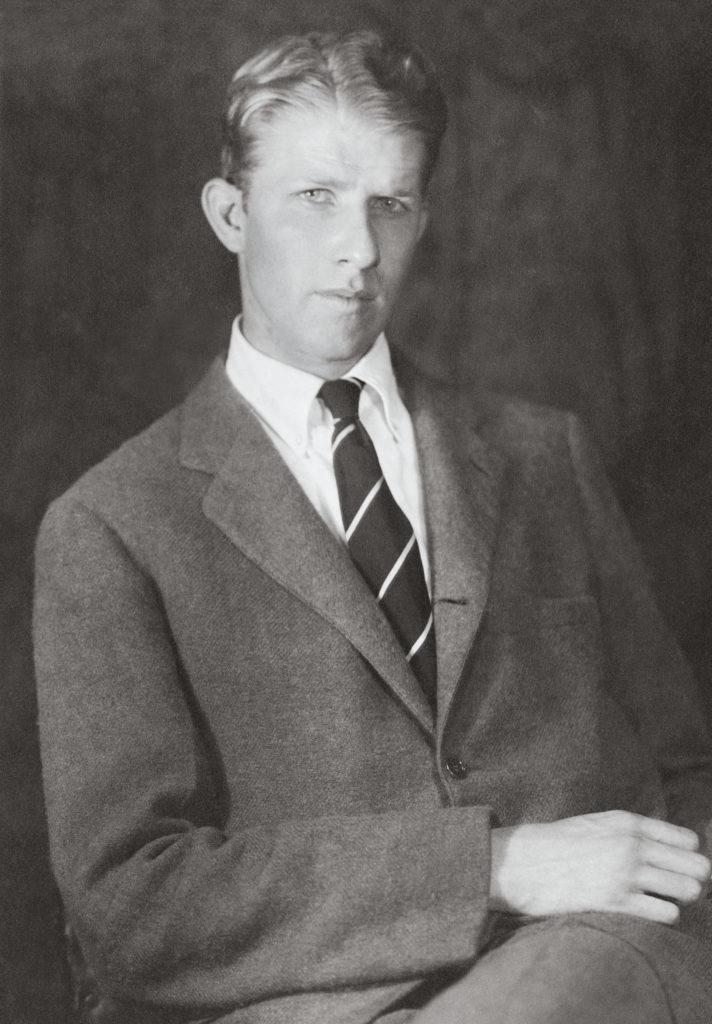 Dudley Murphy Studio Portrait