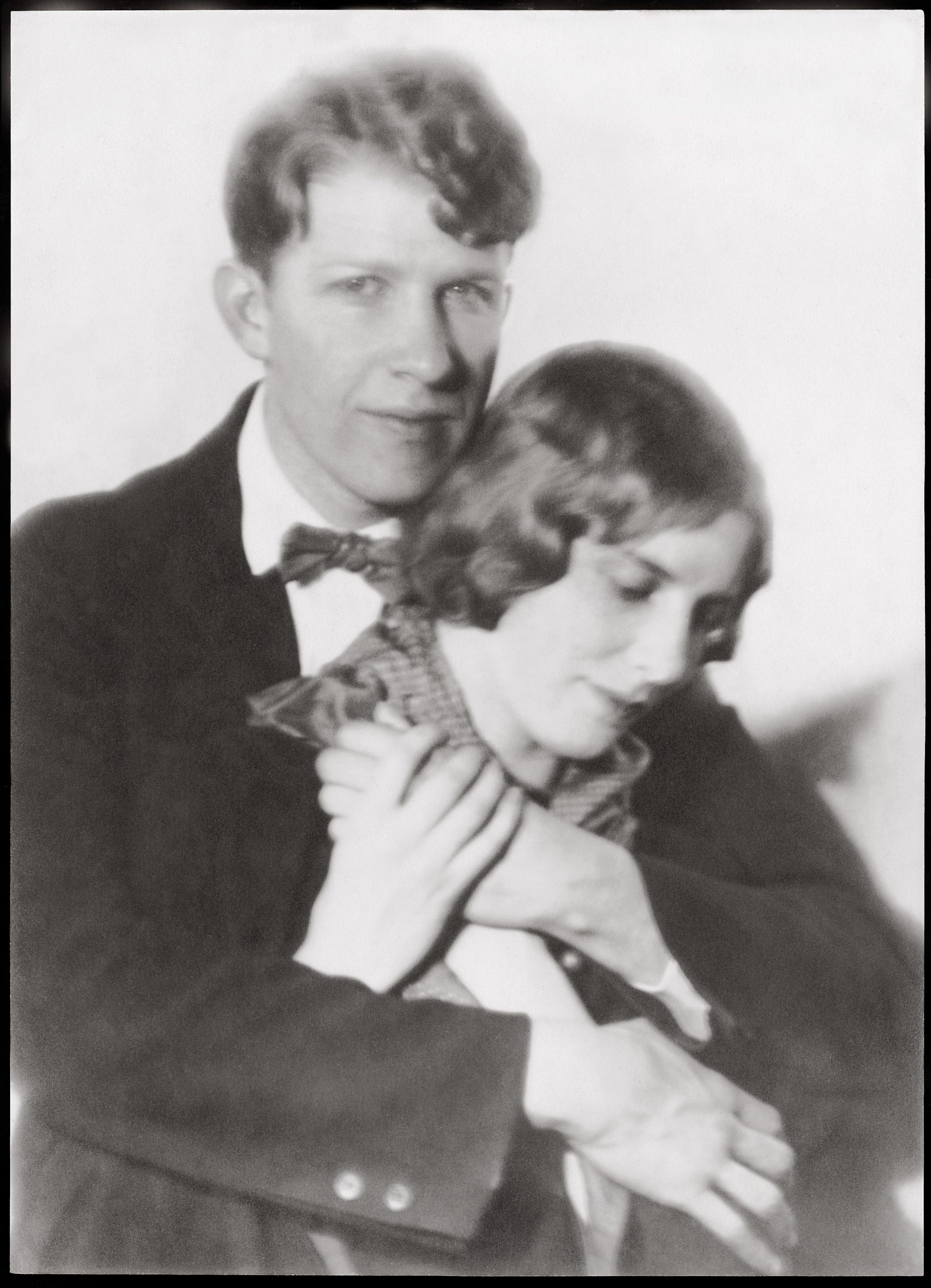Murphy with Katharine Hawley (who became his second wife) in the early 1920s Courtesy the Murphy Family Collection