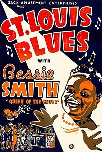 St. Louis Blues, poster